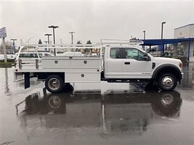 2020 Ford F-450 Super Cab DRW 4x4, Cab Chassis #20F799 - photo 7