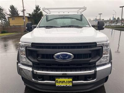 2020 Ford F-450 Super Cab DRW 4x4, Cab Chassis #20F799 - photo 9