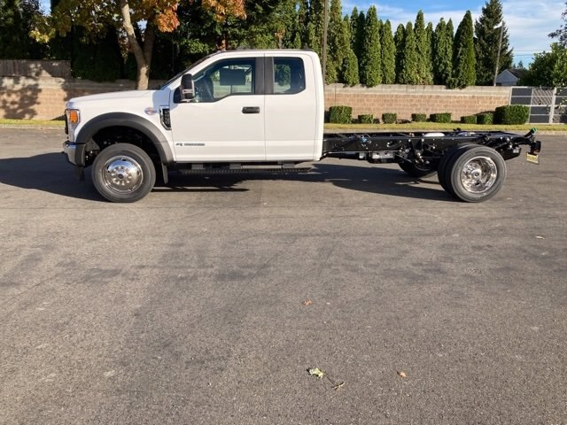 2020 Ford F-550 Super Cab DRW 4x4, Cab Chassis #20F800 - photo 3