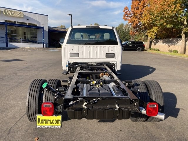 2020 Ford F-550 Super Cab DRW 4x4, Cab Chassis #20F800 - photo 5
