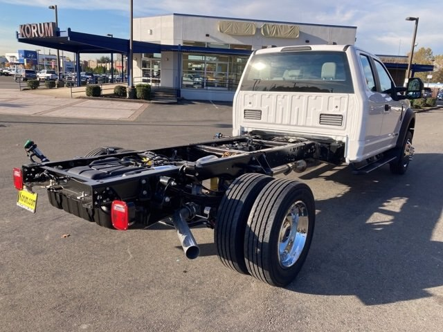 2020 Ford F-550 Super Cab DRW 4x4, Cab Chassis #20F800 - photo 6