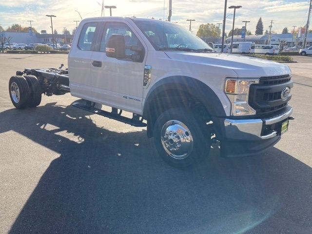 2020 Ford F-550 Super Cab DRW 4x4, Cab Chassis #20F800 - photo 8