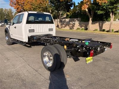 2020 Ford F-550 Super Cab DRW 4x4, Cab Chassis #20F800 - photo 2