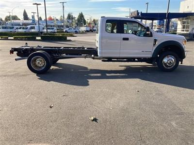 2020 Ford F-550 Super Cab DRW 4x4, Cab Chassis #20F800 - photo 7