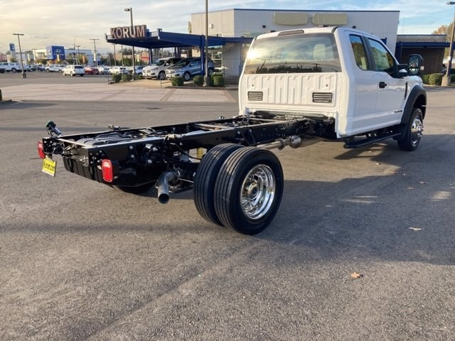 2020 Ford F-550 Super Cab DRW 4x2, Cab Chassis #20F815 - photo 6