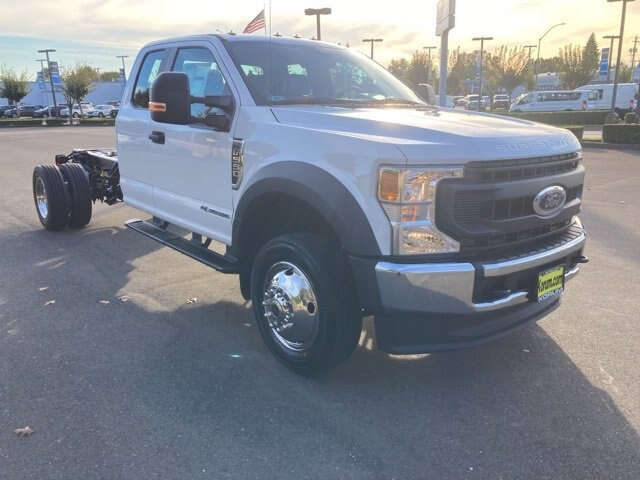 2020 Ford F-550 Super Cab DRW 4x2, Cab Chassis #20F815 - photo 8