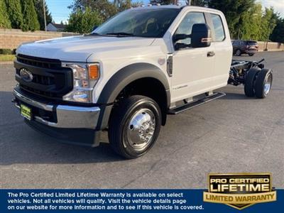 2020 Ford F-550 Super Cab DRW 4x2, Cab Chassis #20F815 - photo 1