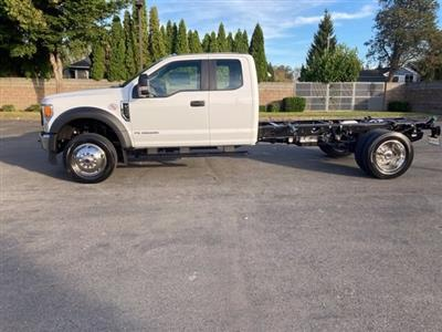 2020 Ford F-550 Super Cab DRW 4x2, Cab Chassis #20F815 - photo 3