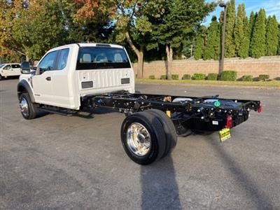 2020 Ford F-550 Super Cab DRW 4x2, Cab Chassis #20F815 - photo 2