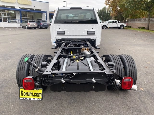 2020 Ford F-450 Super Cab DRW 4x2, Cab Chassis #20F853 - photo 5