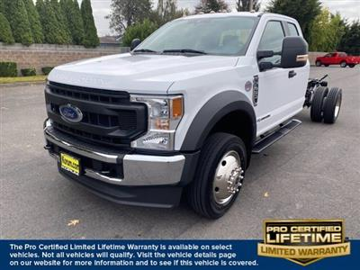 2020 Ford F-450 Super Cab DRW 4x2, Cab Chassis #20F853 - photo 1