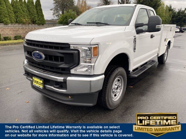 2020 Ford F-250 Super Cab 4x4, Service Body #20F928 - photo 1