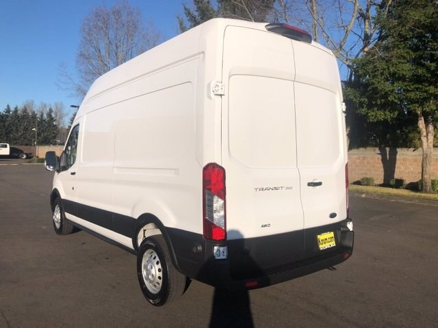 2020 Ford Transit 350 High Roof AWD, Empty Cargo Van #20F964 - photo 4