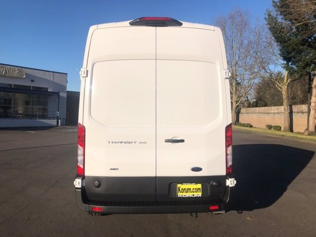 2020 Ford Transit 350 High Roof AWD, Empty Cargo Van #20F964 - photo 6
