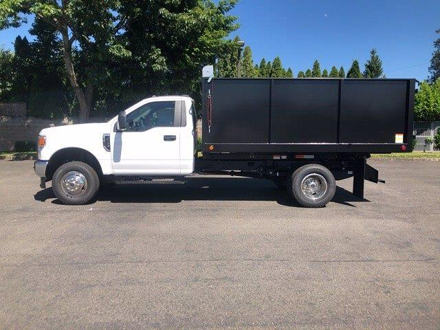 2021 Ford F-350 Regular Cab DRW 4x4, Cab Chassis #21F211 - photo 3