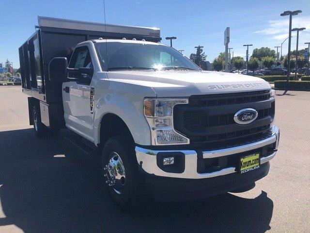 2021 Ford F-350 Regular Cab DRW 4x4, Cab Chassis #21F211 - photo 8