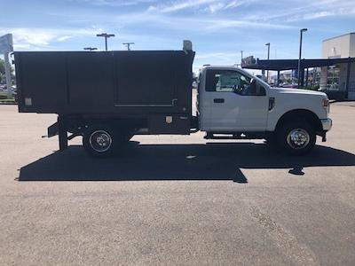 2021 Ford F-350 Regular Cab DRW 4x4, Cab Chassis #21F211 - photo 7