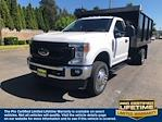 2021 Ford F-350 Regular Cab DRW 4x4, Cab Chassis #21F211 - photo 1