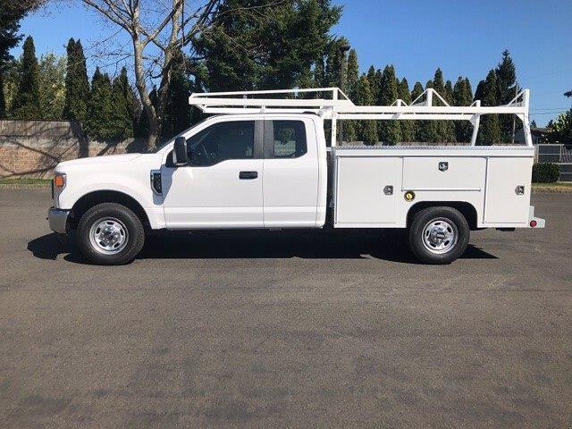 2021 Ford F-250 Super Cab 4x2, Scelzi Crown Service Body #21F249 - photo 3
