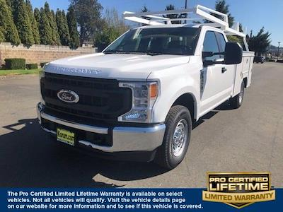 2021 Ford F-250 Super Cab 4x2, Scelzi Crown Service Body #21F249 - photo 1
