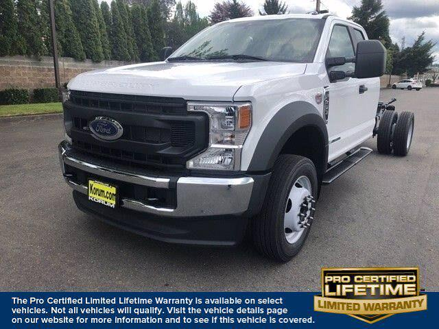 2021 Ford F-450 Super Cab DRW 4x2, Cab Chassis #21F291 - photo 1