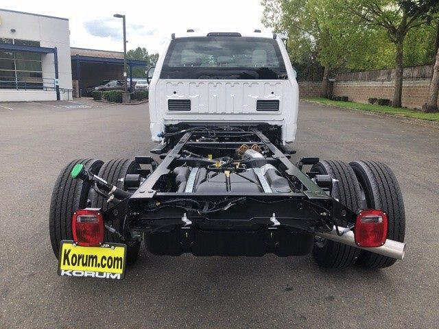 2021 Ford F-450 Super Cab DRW 4x2, Cab Chassis #21F291 - photo 5