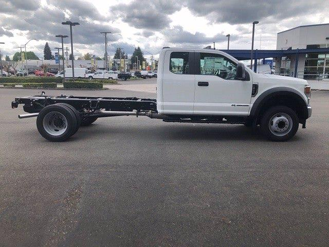 2021 Ford F-450 Super Cab DRW 4x2, Cab Chassis #21F291 - photo 7