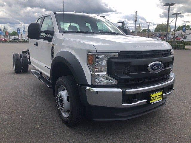 2021 Ford F-450 Super Cab DRW 4x2, Cab Chassis #21F291 - photo 8