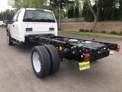2021 Ford F-450 Super Cab DRW 4x2, Cab Chassis #21F291 - photo 2