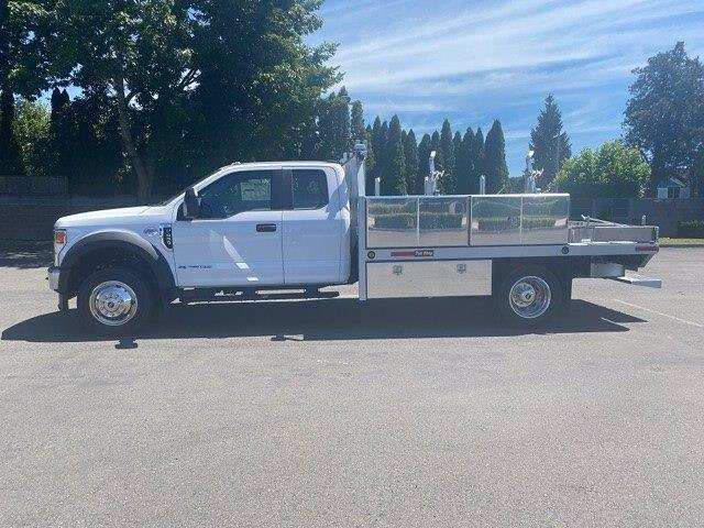 2021 Ford F-450 Super Cab DRW 4x2, Cab Chassis #21F307 - photo 3