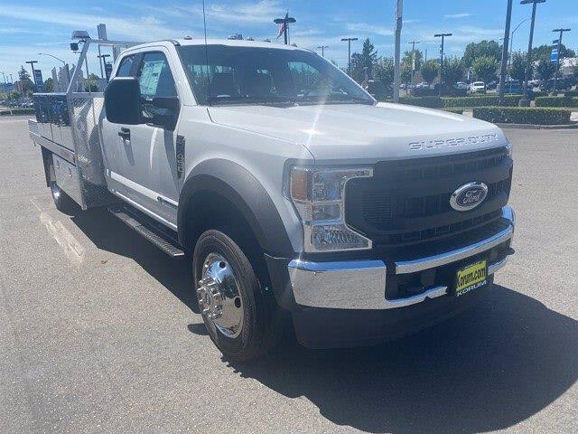 2021 Ford F-450 Super Cab DRW 4x2, Cab Chassis #21F307 - photo 8