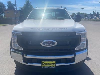 2021 Ford F-450 Super Cab DRW 4x2, Cab Chassis #21F307 - photo 9