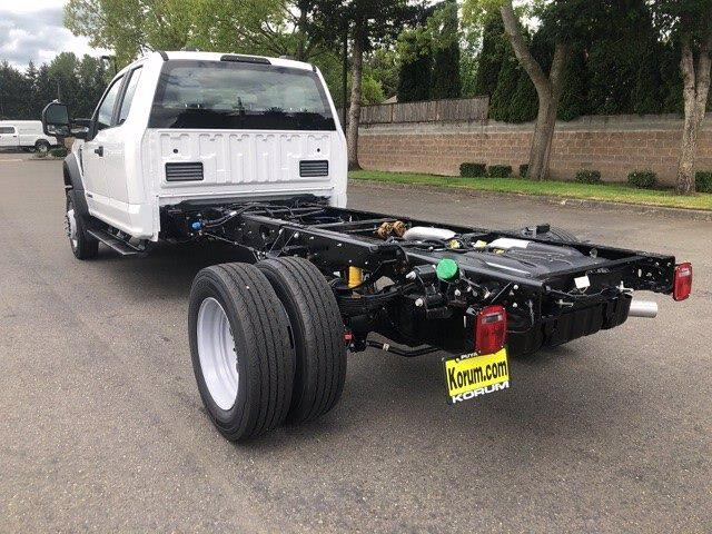 2021 Ford F-450 Super Cab DRW 4x2, Cab Chassis #21F308 - photo 1
