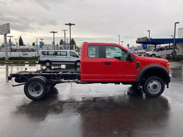 2021 Ford F-550 Super Cab DRW 4x4, Cab Chassis #21F90 - photo 7