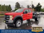2021 Ford F-550 Super Cab DRW 4x4, Cab Chassis #21F90 - photo 1
