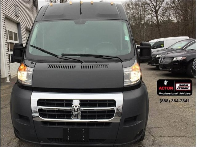 2016 ProMaster 3500 High Roof,  Passenger Wagon #6938 - photo 4