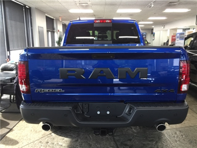 2018 Ram 1500 Crew Cab 4x4, Pickup #8307 - photo 7
