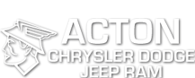 Acton Chrysler Dodge Jeep Ram logo