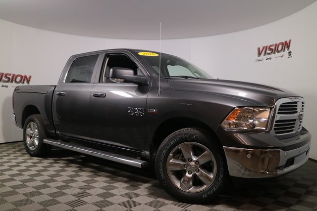 2018 Ram 1500 Crew Cab 4x4, Pickup #DT2416 - photo 3