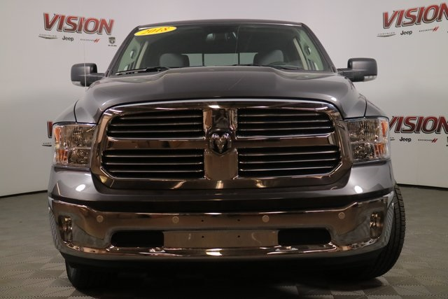 2018 Ram 1500 Crew Cab 4x4, Pickup #DT2416 - photo 4