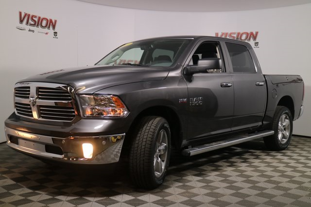 2018 Ram 1500 Crew Cab 4x4, Pickup #DT2416 - photo 36
