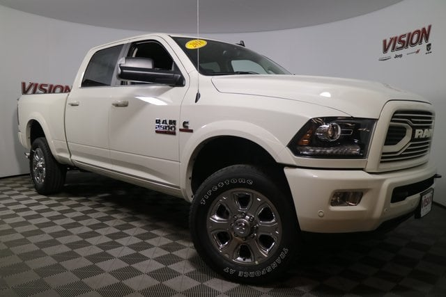 2018 Ram 2500 Crew Cab 4x4, Pickup #DT3741 - photo 3
