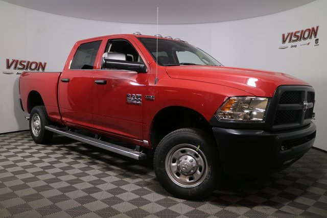 2018 Ram 2500 Crew Cab 4x4,  Pickup #N08647 - photo 3