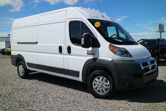 2017 ProMaster 2500 High Roof, Cargo Van #N48727 - photo 3