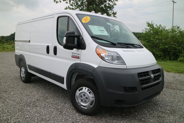 2017 ProMaster 1500 Low Roof FWD,  Empty Cargo Van #N49004 - photo 3