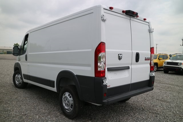 2017 ProMaster 1500 Low Roof 4x2,  Empty Cargo Van #N49004 - photo 10