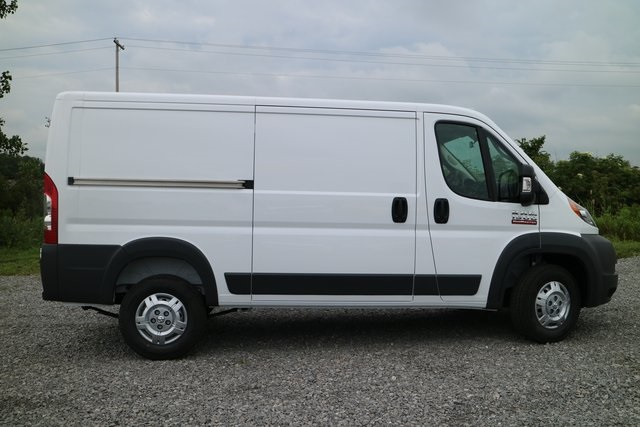 2017 ProMaster 1500 Low Roof 4x2,  Empty Cargo Van #N49004 - photo 13