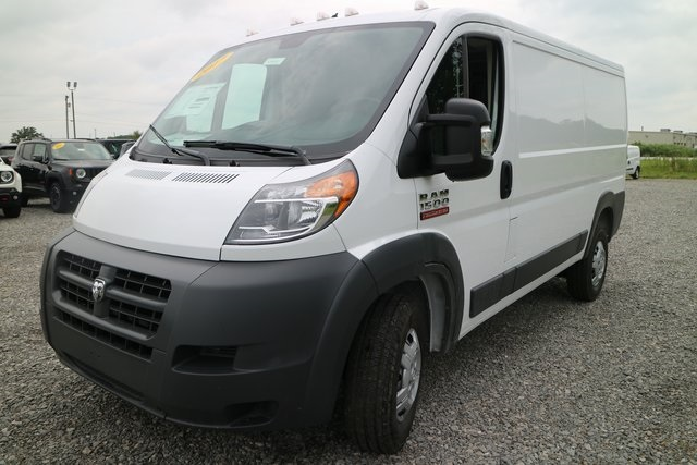 2017 ProMaster 1500 Low Roof,  Empty Cargo Van #N49004 - photo 1