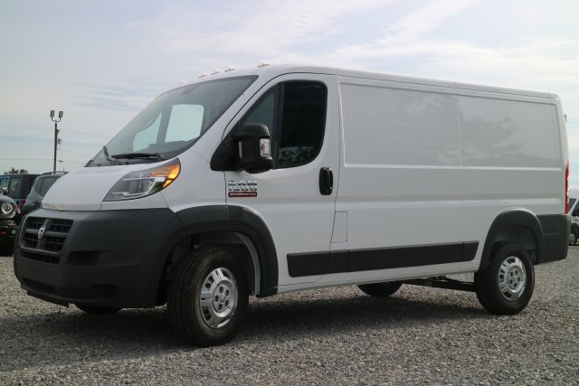 2017 ProMaster 1500 Low Roof,  Empty Cargo Van #N49005 - photo 1