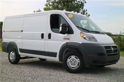 2017 ProMaster 1500 Low Roof,  Empty Cargo Van #N49005 - photo 3